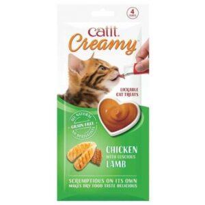 Catit Creamy Cat Treats The PetParlour Dublin