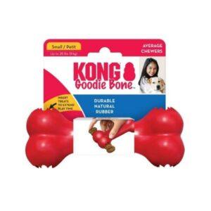 Kong Rubber Bone Dog Chew Toy The Pet Parlour Dublin