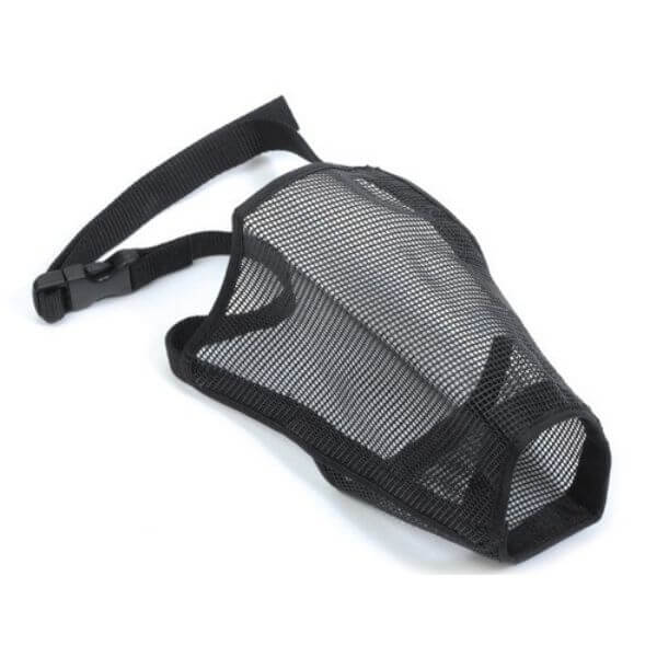 Ancol Mesh Dog Muzzle From The Pet Parlour Dublin