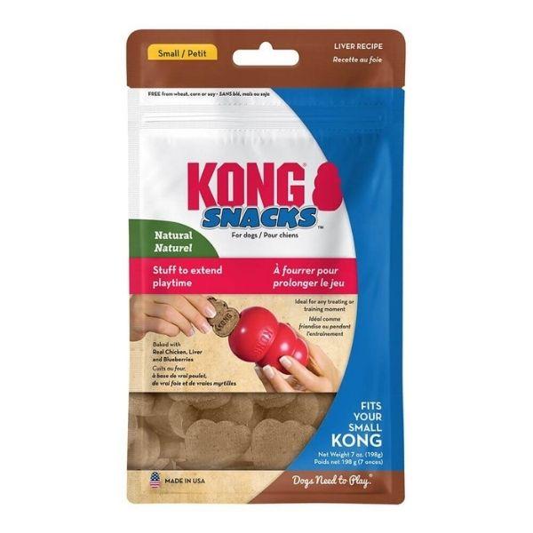 Kong Snacks Dog Treats Liver from The Pet Parlour Dublin