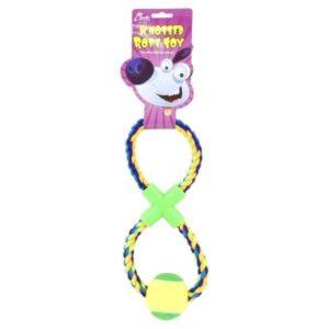 Dog toy ball rope pet shop dublin pet parlour