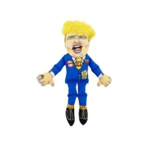 donald trump Dog toy from the pet Parlour Dublin