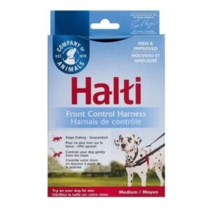 Halti Front Control Harness from the pet parlour dublin