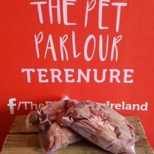 Raw Beef Liver Chunks The Pet Parlour Dublin