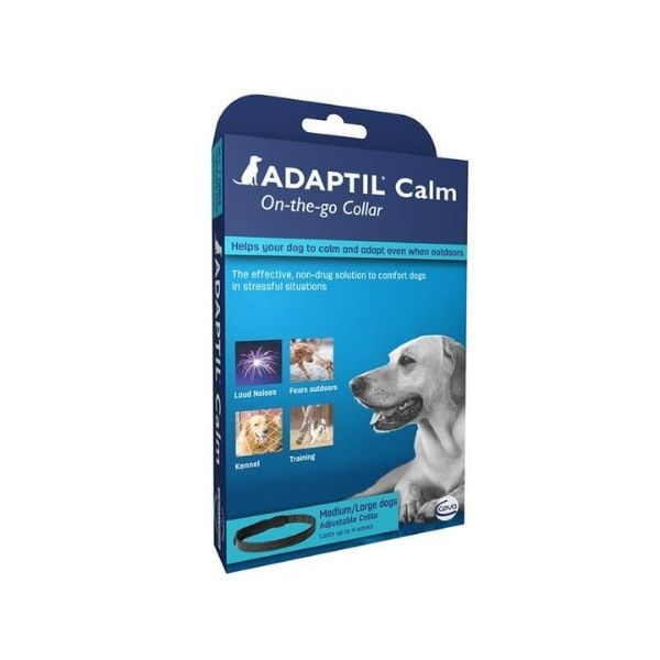 ADAPTIL Dog Calm Collar from the Pet Parlour Dublin