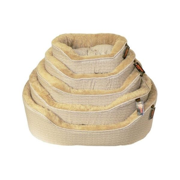 Molby emotion beige Dogs Bed The Pet Parlour Dublin