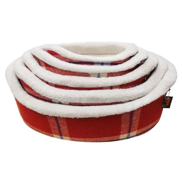 Sherpa Wool Dog Bed The Pet Parlour Ireland