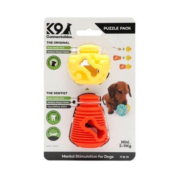 K9 Connectables Puzzle Pack From The Pet Parlour Ireland