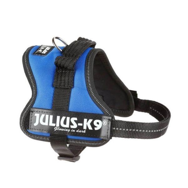 Dog Harness Julius K9 Blue Pet Shop Dublin