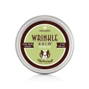 Natural Dog Company Wrinkle Balm Tin from The Pet Parlour Dublin