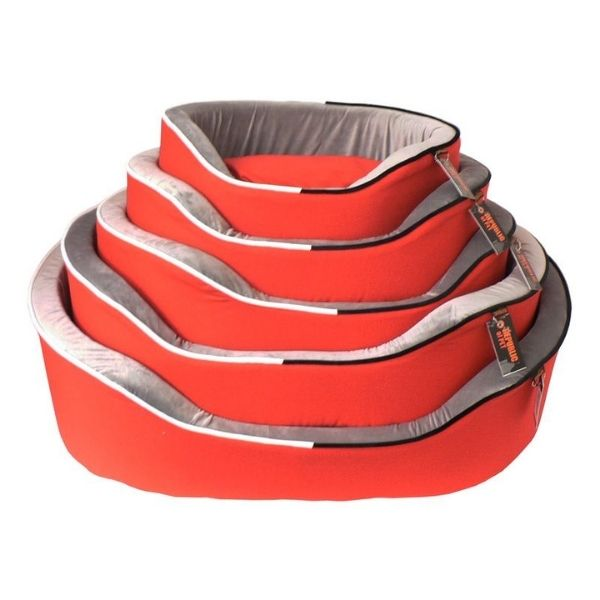 Tommy Dog Bed Red The Pet Parlour Dublin