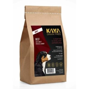 Kaya Grain Free Dog Food Angus Beef The Pet Parlour Ireland