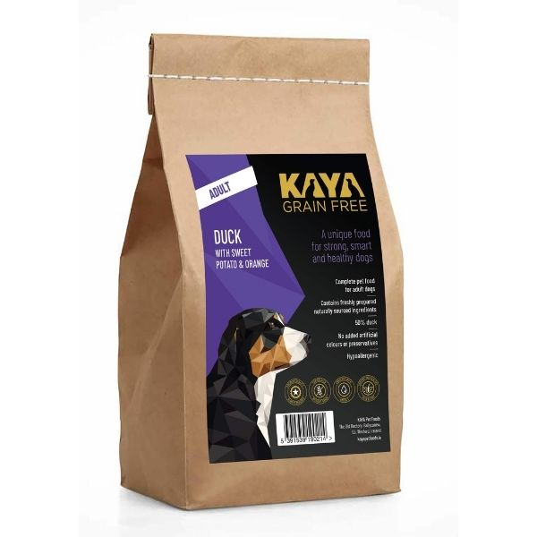 Kaya Grain Free Dog Food Duck The Pet Parlour Ireland