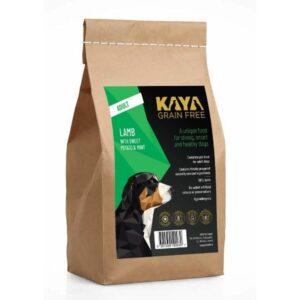 Kaya Grain Free Dog Food Lamb The Pet Parlour Ireland