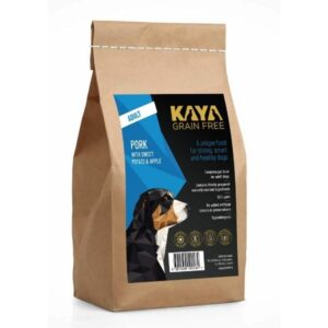 Kaya Grain Free Dog Food Pork The Pet Parlour Ireland