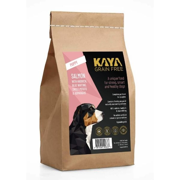 Kaya Grain Free Dog Food Puppy Salmon The Pet Parlour Ireland
