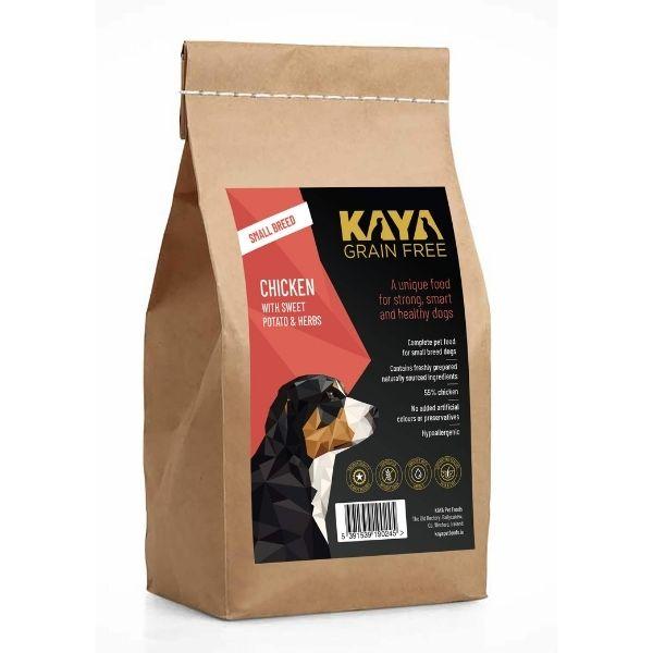 Kaya Grain Free Dog Food Small Breed Chicken The Pet Parlour Ireland