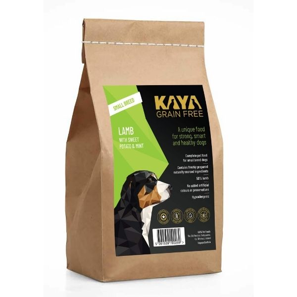 Kaya Grain Free Dog Food Small Breed Lamb The Pet Parlour Ireland