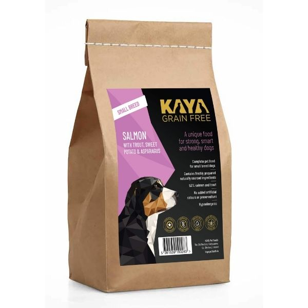 Kaya Grain Free Dog Food Small Breed Salmon The Pet Parlour Ireland