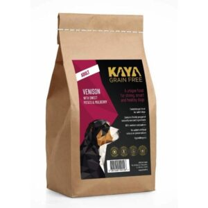 Kaya Grain Free Dog Food Venison The Pet Parlour Ireland
