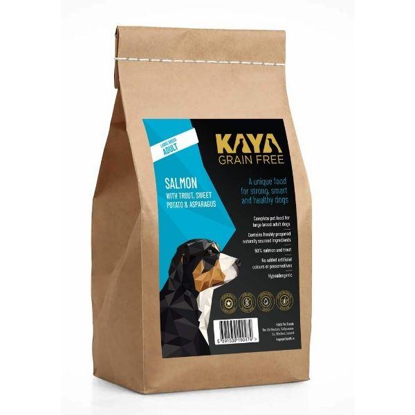 Kaya Grain Free Dog Food Large Breed Trout Salmon The Pet Parlour Ireland