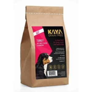 Kaya Grain Free Dog Food Large Breed Turkey The Pet Parlour Ireland