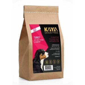 Kaya Grain Free Dog Food Large Breed Turkey The Pet Parlour Ireland