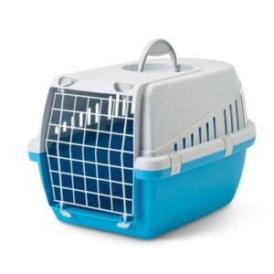 Trotter Pet Carrier Blue Pet Shop Ireland