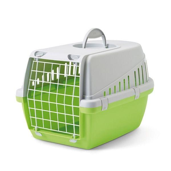 Trotter Pet Carrier Green Pet Shop Ireland