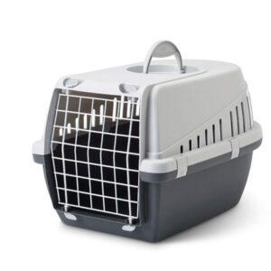 Trotter Pet Carrier Grey Pet Shop Ireland