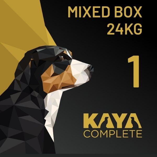 Kaya Complete Raw Dog Food The Pet Parlour Dublin