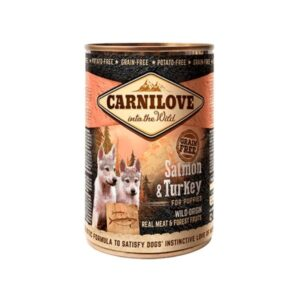 Carnilove Puppy Wet Dog Food available from The Pet Parlour Dublin