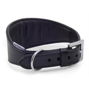 Ancol Greyhound Dog Collar Black The Pet Parlour Dublin