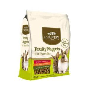 Rabbit Nuggets Burgess