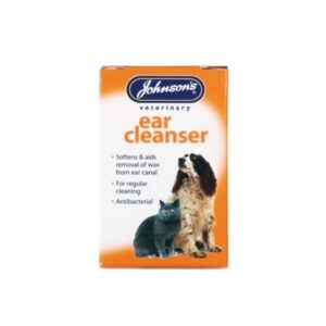 Johnsons Ear Cleanser - for Dogs & Cats
