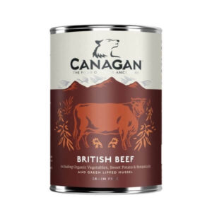 Order Canagan Dog Food online from the Pet Parlour