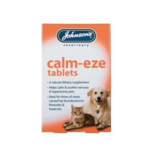 calm-eze tablets for dogs The Pet Parlour Pet Food & Accessory Store