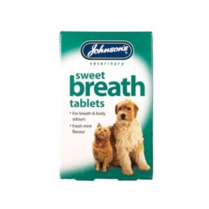 sweet breath tablets for dogs The Pet Parlour Pet Food & Accessory Store