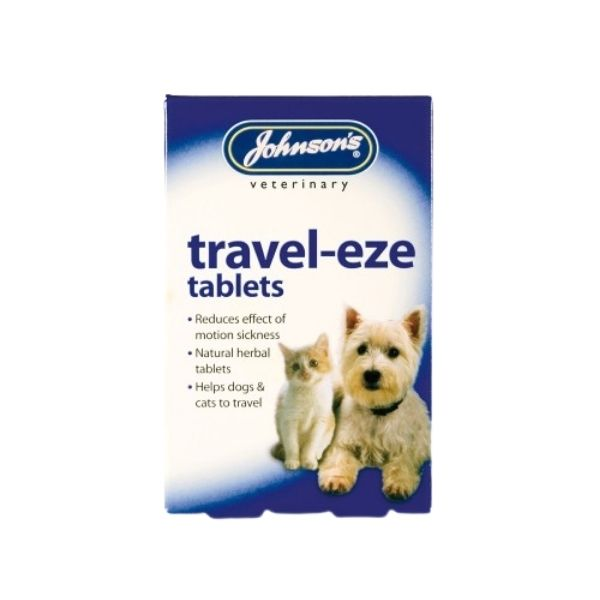 travel-eze tablets for dogs The Pet Parlour Pet Food & Accessory Store