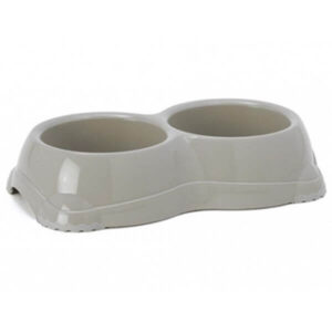 twin feeding bowl The Pet Parlour Pet Food & Accessory Store