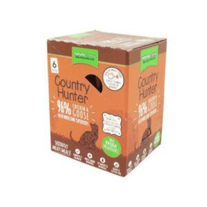 country hunter cat food with chicken and goose