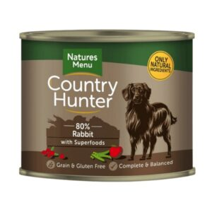 Country Hunter with Rabbit Superfoods Dog Food