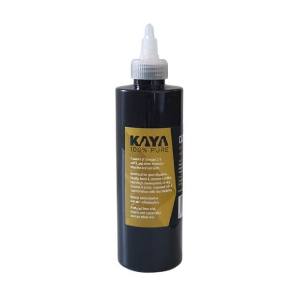 natural cat supplement from Kaya Pet Foods