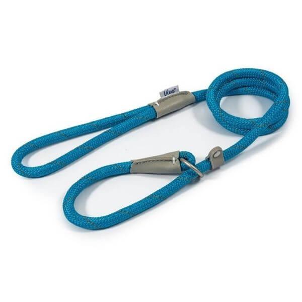 Ancol Viva Reflective Rope Slip Dog Lead